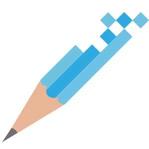 עיפרון לוגו הקואופרטיב