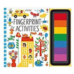 ספר צבעי אצבע