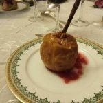 תפוח עץ אפוי בתנור