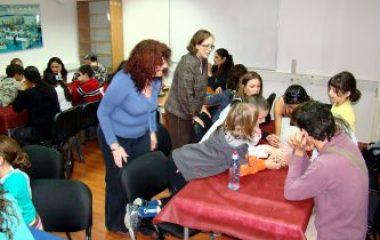 פעילות הורים וילדים